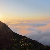 Mar de nubes desde el Cabeçó (4-Agosto-2012)