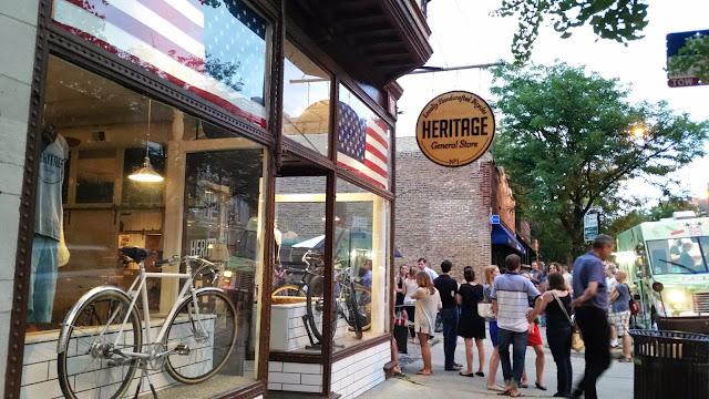 heritage bike store
