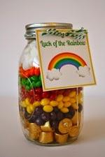 Life Anchored - Rainbow Jar Printable