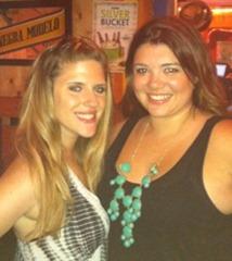 Lauren and I