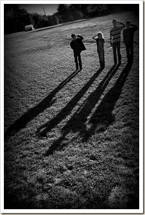 veterans day salute with shadows-001