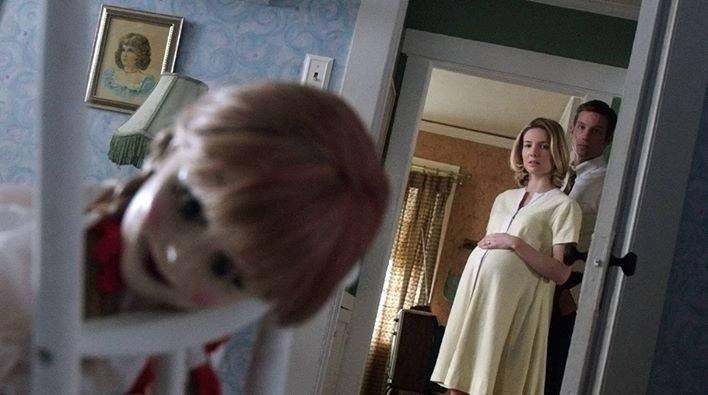 【電影影評】安娜貝爾(Annabelle)(鬼娃系列之平淡無奇)
