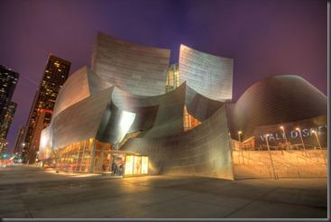 Walt Disney Concert Hall - Los Angeles, CA, USA