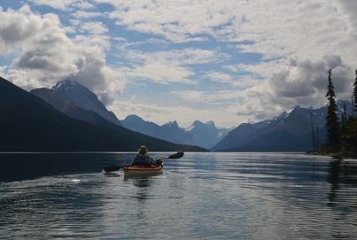 Maligne Lake Jasper NP