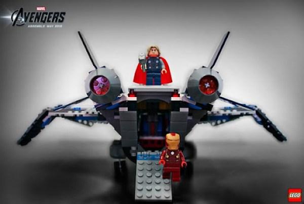 Avengers Lego 4