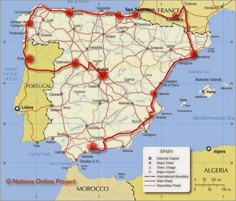 Spain Map3