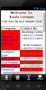 KL Call Taxi screenshot 1