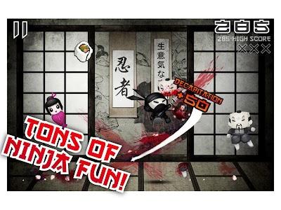 Pocket Ninjas screenshot 6