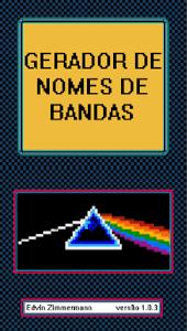 Gerador de Nomes de Banda screenshot 0
