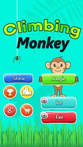 Climbing Monkey screenshot 0