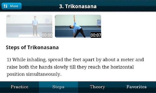 Yoga for +ve Health screenshot 3
