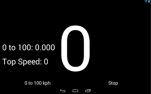 Speedo: 0 to 100 kph screenshot 8