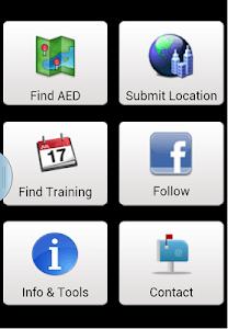 Defibrillator Map screenshot 7