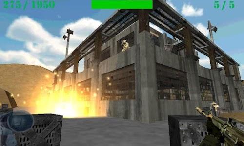 Critical SWAT strike screenshot 4