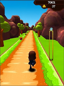 Dorae Run - Cute 3D runner screenshot 9