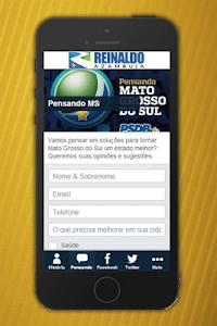 Reinaldo Azambuja screenshot 1