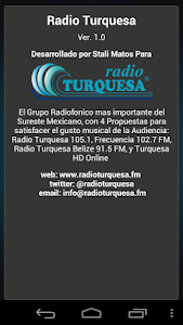 Radio Turquesa screenshot 1