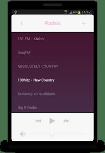 Country RADIO screenshot 1