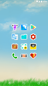 Sticko - Icon Pack screenshot 1