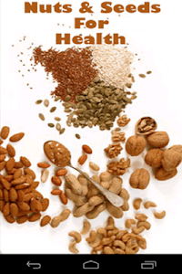 Nuts & Seeds For Health screenshot 0