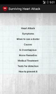 Surviving Heart Attack screenshot 0