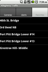 Allegheny Traffic Cameras Free screenshot 2