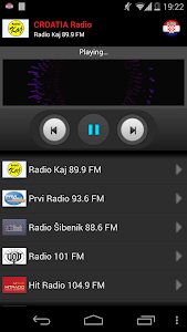 RADIO CROATIA screenshot 1
