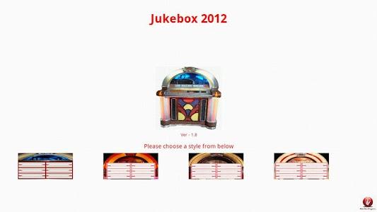 Jukebox 2012 Free Edition screenshot 5