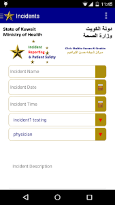 Patient Safety & Reporting screenshot 3