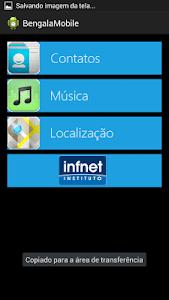 Bengala Mobile screenshot 1