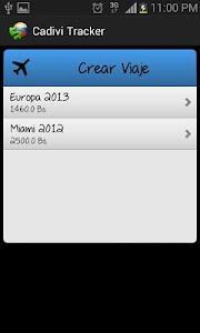 Cadivi Tracker screenshot 0