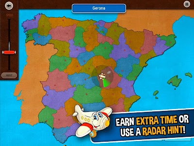 GeoFlight Spain: Geography screenshot 12