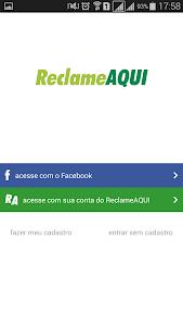 Reclame Aqui screenshot 0