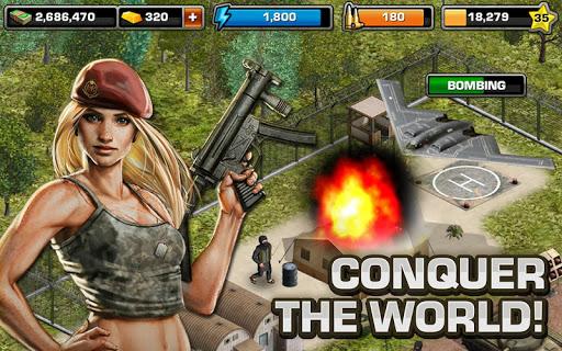 Modern War by GREE screenshot 13