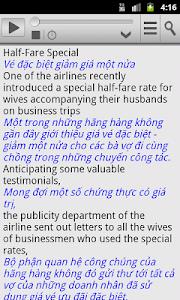 Hoc Tieng Anh Qua Truyen Cuoi screenshot 3