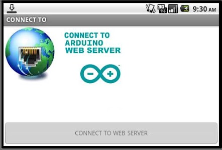 Connect arduino web server pro screenshot 1
