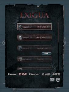 EXIGUA screenshot 9