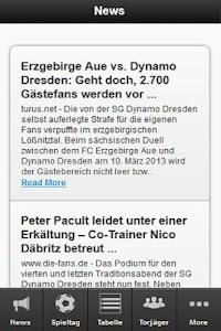 Dynamo Dresden | Die App screenshot 1