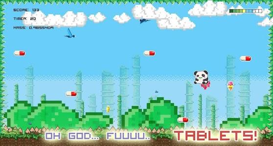Puffy Panda screenshot 7