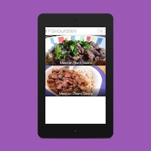 Mexican Recipes Free screenshot 13