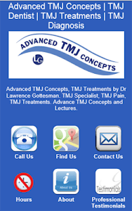 Advanced TMJ Concepts screenshot 4