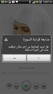 القرآن الكريم - ماهر المعيقلي screenshot 04
