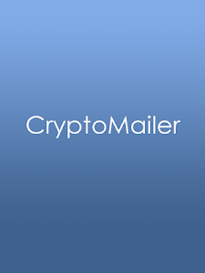 CryptoMailer screenshot 7
