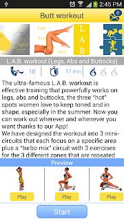 Butt Workout screenshot 05