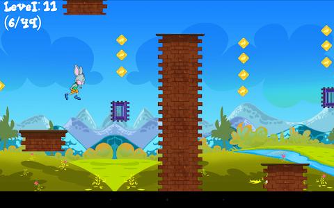Bunny Rush Run screenshot 0