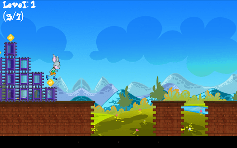Bunny Rush Run screenshot 5