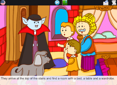 The Vampire's Castle (story) screenshot 4