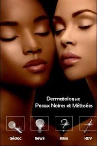 Dermatologue Peaux noires screenshot 0
