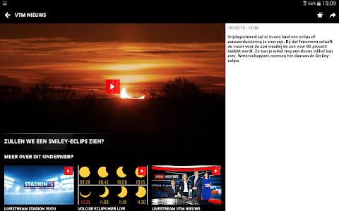 VTM NIEUWS screenshot 7