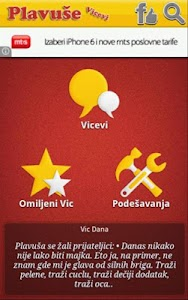 Vicevi o Plavušama screenshot 1